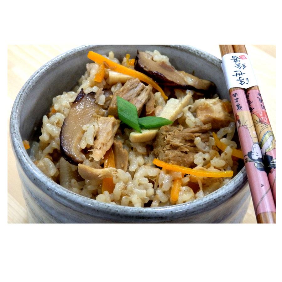 Takikomi Gohan recipe Singapore | Christa Tuna